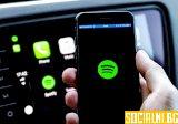 Spotify - изцяло от вкъщи. Фейсбук ще смени мястото си на ръката ви