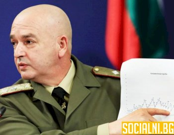 Генерала прогнозира сериозна смъртност