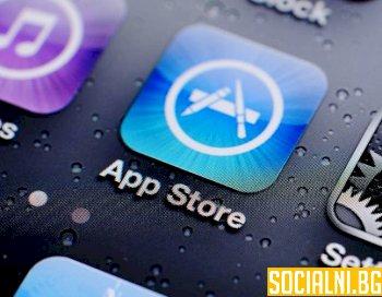 """""""Фейсбук"""" се кара с """"Епъл"""" заради App Store"""