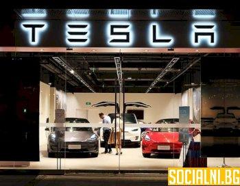 Защо Tesla локализира данните си в Китай