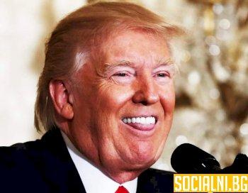 Доналд Тръмп с огромни издънки в социалните мрежи