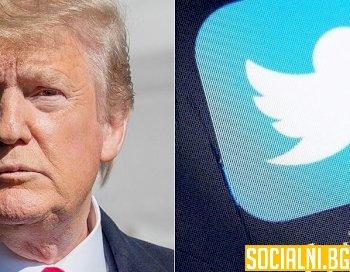 Тръмп срещу Туитър