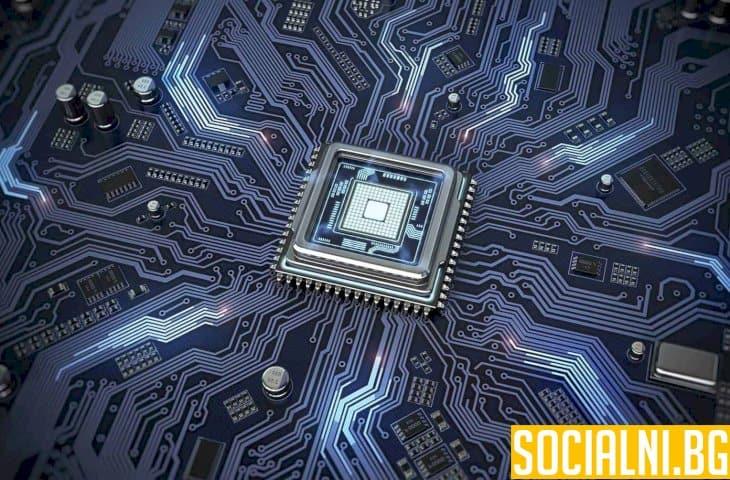 Google създаде първия в света квантов компютър
