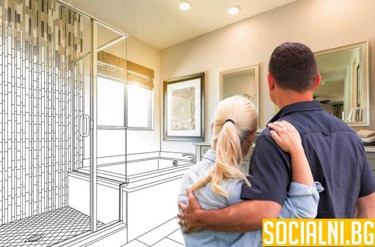 Плочките за баня, които са най-подходящи за младо семейство