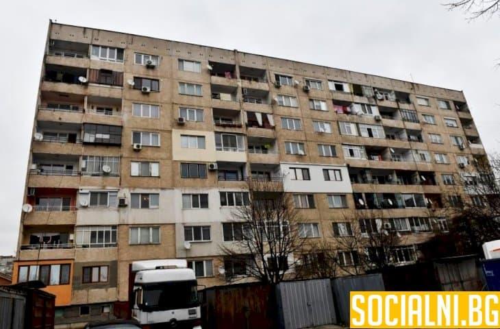 Жилищен блок в краен квартал